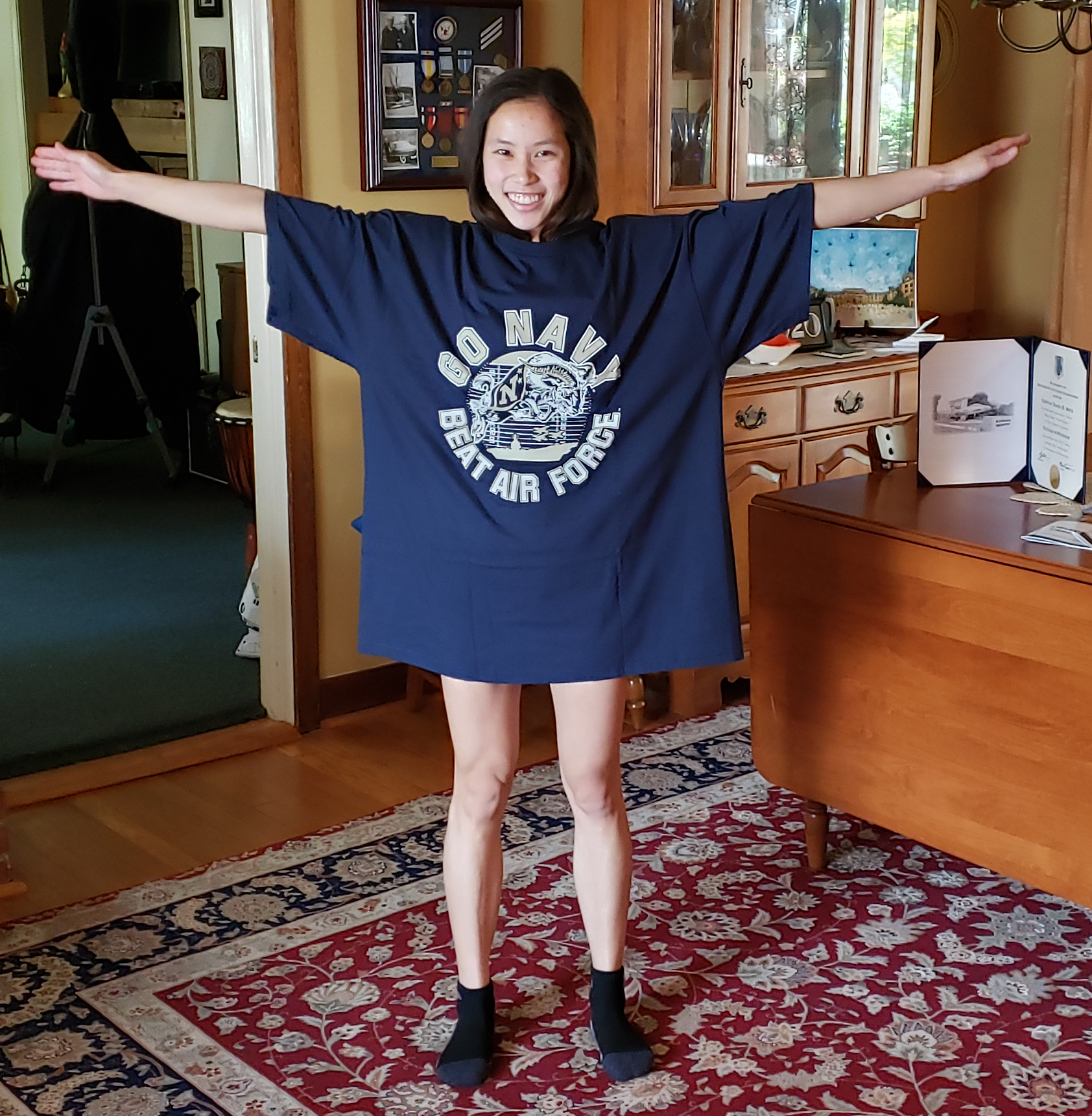 From Mid Sib to Cadet – join me on a new adventure